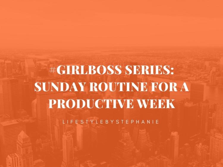 sunday-routine-productive-week